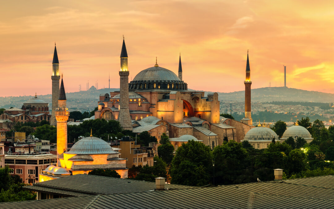 Religions for Peace Speaks Out on Hagia Sophia: Living Together with Peace and Respect